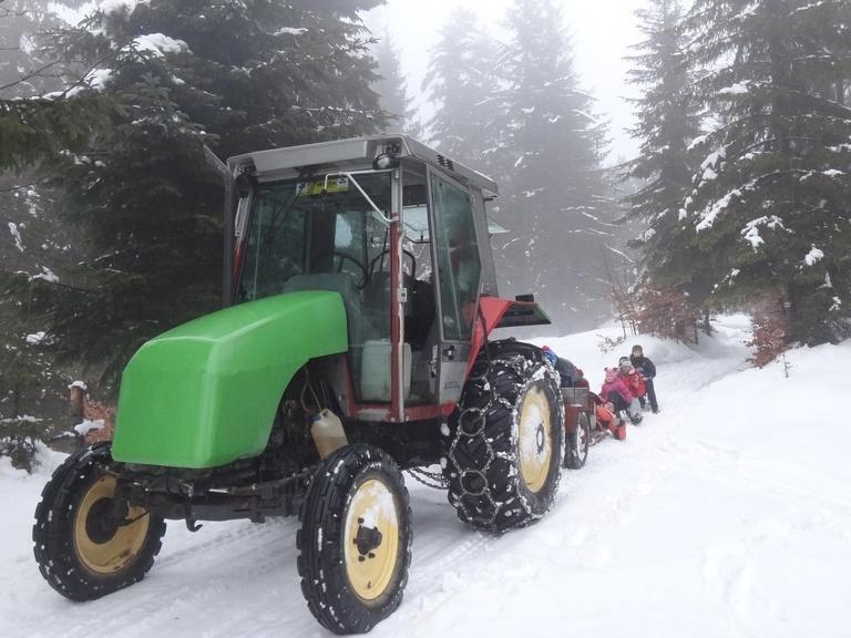 Traktor!